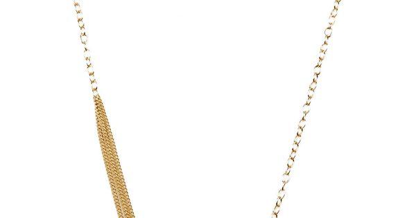 Shoptiques — Quartz Pendant Necklace. Check out shoptiques.com to see this beautiful