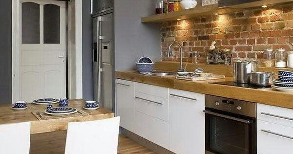 ... Gorgeous and inspirational kitchens  Pareti grigie, Grigio e Armadi