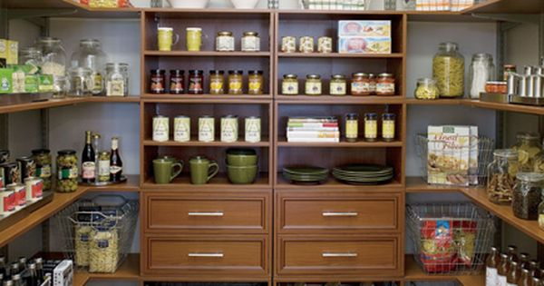 Kitchen Pantry Ideas - Bing Images