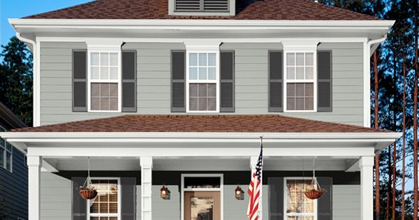 Sherwin Williams Colors Magnetic Gray My Dream Home