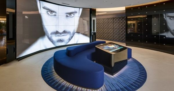 Cool Offices Directv Headquarters In Los Angeles Usa