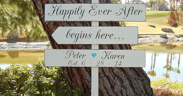 Hey, I found this really awesome Etsy listing at https://www.etsy.com/listing/178907191/happily-ever-after-begins-here-sign