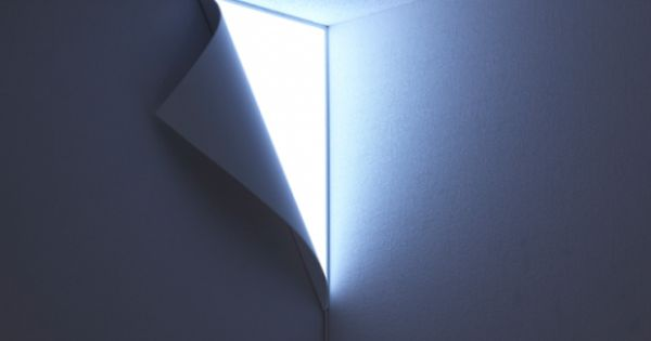 peel wall light NICE PLACE Pinterest Walls, Lights and Corner lamp