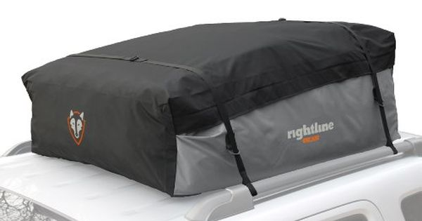 Rightline Gear 100s30 Sport 3 Car Top Carrier 18 Cu Ft