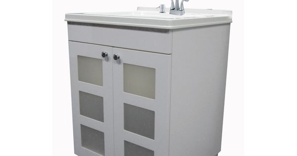 exquisite utility sink and cabinet kit 040 7712cp sd laundry tubs