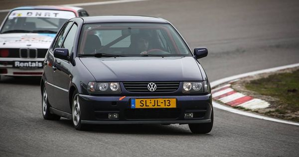 volkswagen polo 6n gti at circuit zandvoort holland 6n2 gti engine arc fk g3 suspension. Black Bedroom Furniture Sets. Home Design Ideas