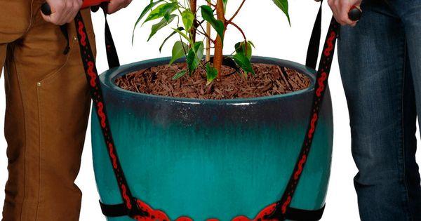 Pot lifter | Flowers and Gardens | Pinterest | Beautiful ...