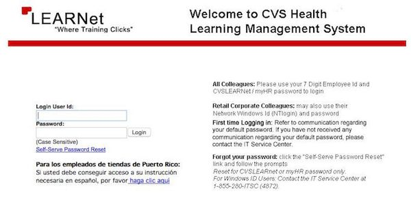 Cvs learnet websites pinterest