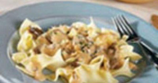 Beef Mushroom Stroganoff Recipe - Allrecipes.com