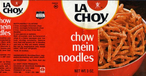 Chow mein, Noodles and Chinese food on Pinterest
