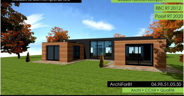 Maison toit plat et toiture terrasse bac acier ou siplast for Constructeur maison moderne toit plat