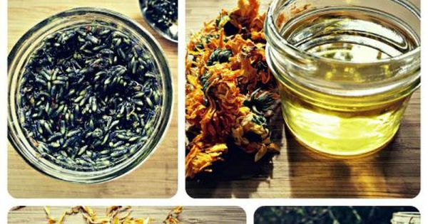 how to make crystal infused oils