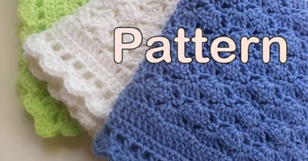 Make A Baby Blanket With One Skein Of Yarn Blanket