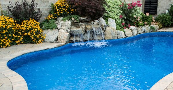 Waterfall Ideas For Landscaping