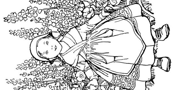 Free Kids Coloring Pages Image 2 GRAFISCH 2
