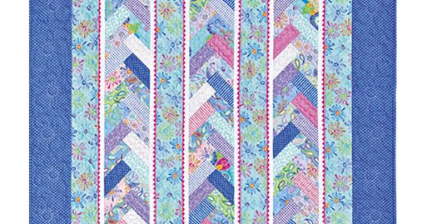 Eleanor Burns Quilt Patterns Braid In A Day Eleanor