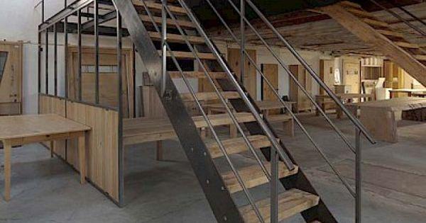 Stale trap in oud huis google zoeken idee n voor het huis pinterest mezzanine and staircases - Huis trap ...