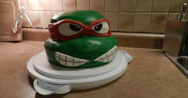 Ninja Turtle Cake Pops Tutorial
