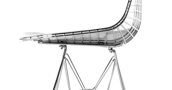 Eames wire chair design minimal pinterest meubels interieur en huis en tuin - Eames meubels ...