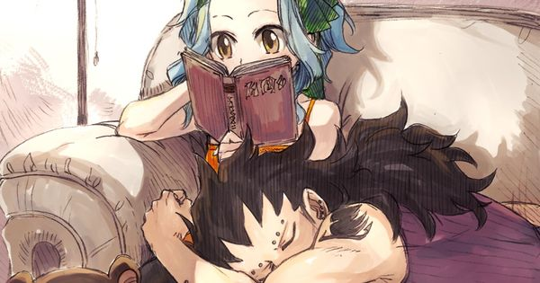 Gajevy cuteness by Rboz If Fairy Tail happened in real life, this