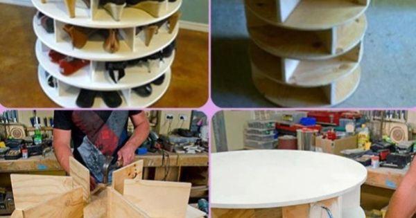 Bricolage trop la classe comme meuble a chaussures for Bricolage bois meuble