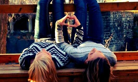 Best friend photo idea!!!