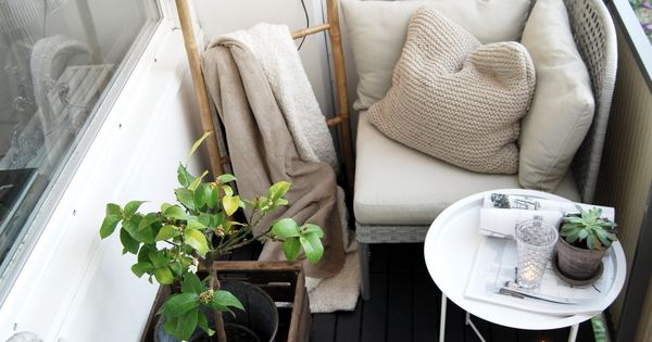 stege p balkongen balkongen pinterest balkong inredning och id er. Black Bedroom Furniture Sets. Home Design Ideas