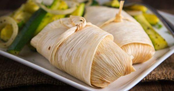 Vegan Tamales vegan recipe