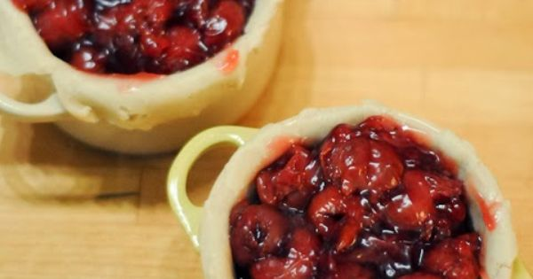 Cherry pie recipes, Cherry pies and Pie recipes on Pinterest