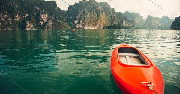 Outing Holiday, Adventures – A Kayak is available for all of you.