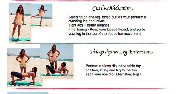 Tone Lift & Cinch! TLC Workout | Tone It Up - do