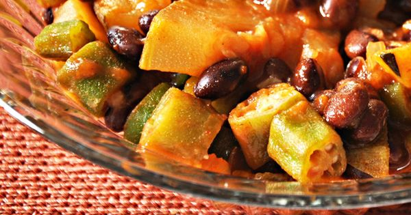 Spicy Veggie Blend side dish