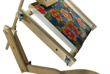 Master Seat Stand Wooden Tapestry Embroidery Needlework