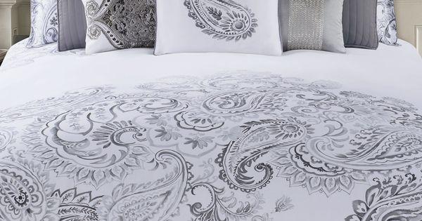 TAHARI HOME - Dragon Paisley Bedding