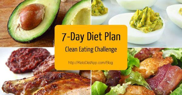 7-Day Keto/Paleo Diet Plan | Keto / paleo / banting ...