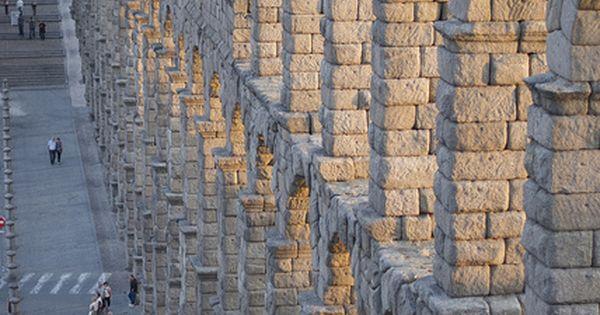 Acueducto romano de Segovia, Spain