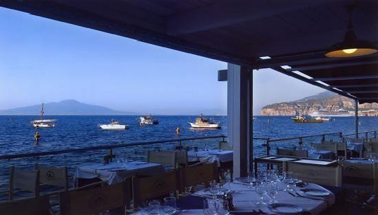 Ristorante Bagni Delfino Sorrento 1 Rated Restaurant On Trip