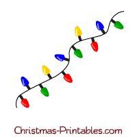 Free Christmas Clipart Christmas Light Clips Christmas Lights Clipart Christmas Clipart Free
