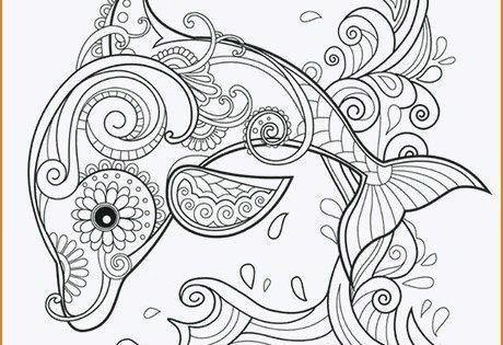 Pin Auf Animal Coloring Page Mandala Malvorlagen