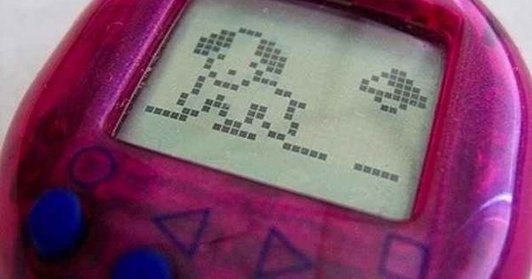 Nano pet! I preferred then to Giga pets.