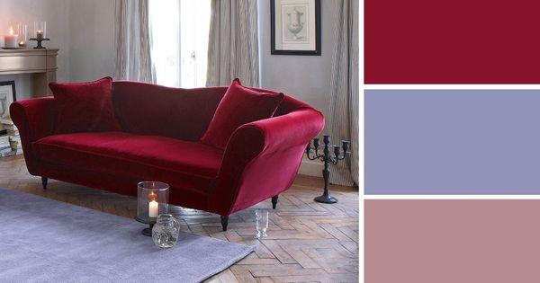 quelles couleurs se marient avec le rouge. Black Bedroom Furniture Sets. Home Design Ideas