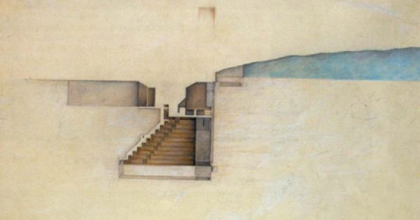 Drawing Architecture Interior Architectural Section Dissertation Topics