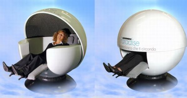 Coolest Sleeping pods for some serious napping job | Designbuzz : Design
