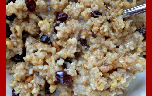 Steel cut oatmeal, Oatmeal recipes and Oatmeal on Pinterest