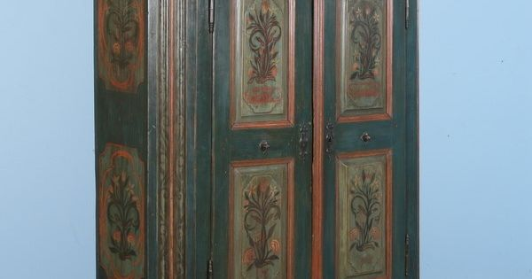 Antique German Armoire Furn Armoires Big Amp Small