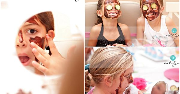 Girls spa party Party Ideas| http://partyideascollections986.blogspot.com