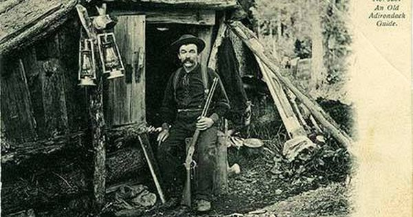 French Louie, Speculator NY...An Old Adirondack Guide