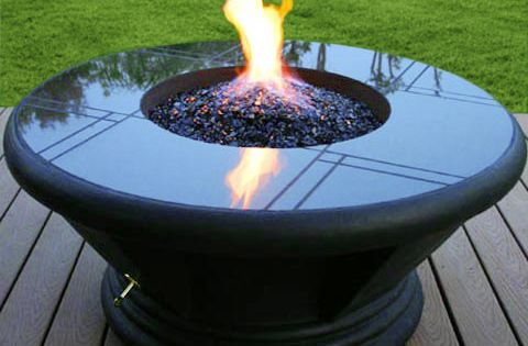 Diamond Fire Glass Decorative Alternative To Fireplace Logs Just Stuff Pinterest