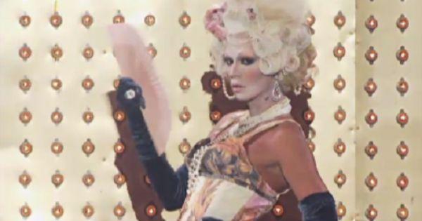 Marie Antoinette inspired look (Raja Gemini). | Raja Gemini ...