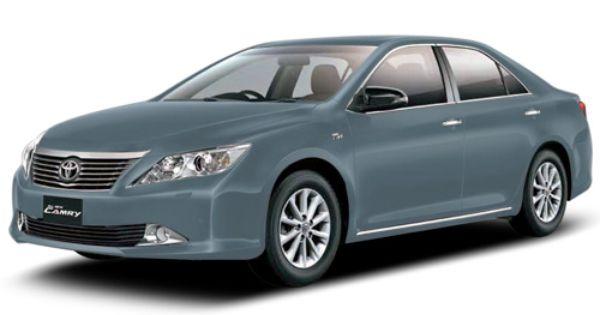 Http Www Carpricesinindia Com New Toyota Camry Car Price In